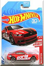 Buy Hot Wheels - 2015 Ford Mustang GT: Red Edition #4/12 (2018) *Target Exclusive*