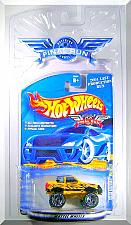 Buy Hot Wheels - Gulch Stepper: Final Run #3/12 (2001) *Yellow Edition / Retired*