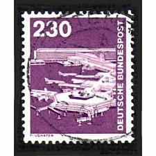 Buy German Used Scott #1189 Catalog Value $.90