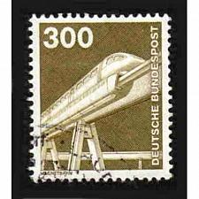 Buy German Used Scott #1191 Catalog Value $1.40