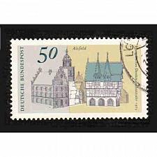 Buy German Used Scott #1196 Catalog Value $.50