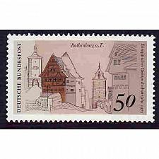 Buy Germany Hinged Scott #1197 Catalog Value $.70
