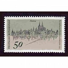 Buy Germany Hinged Scott #1199 Catalog Value $.70