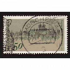 Buy German Used Scott #1199 Catalog Value $.50