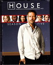 Buy House - Complete 5th Season DVD 2009, 5-Disc Set - Very Good