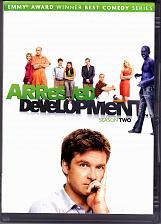 Buy Arrested Development - Season 2 DVD 2009, 3-Disc Set - Very Good