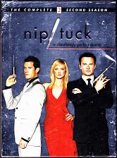 Buy Nip/Tuck - The Complete 2nd Season DVD 2005, 6-Disc Set - Factory Sealed