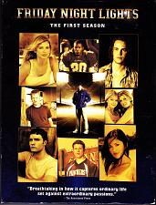 Buy Friday Night Lights - The First Season DVD 2007, 5-Disc Set - Factory Sealed