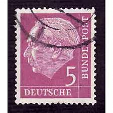 Buy German Used Scott #704 Catalog Value $.25