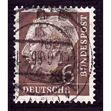 Buy German Used Scott #705 Catalog Value $.75