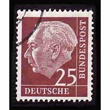 Buy German Used Scott #711 Catalog Value $.60
