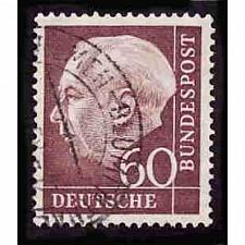 Buy German Used Scott #715 Catalog Value $.60