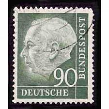 Buy German Used Scott #718 Catalog Value $2.25