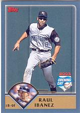 Buy RAUL IBANEZ ~ 2003 TOPPS OPENING DAY #48 ~ ROYALS