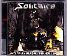 Buy Invasion Metropolis by Solitaire 2006 CD (RARE) - Very Good