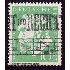 Buy German Used Scott #726 Catalog Value $1.50