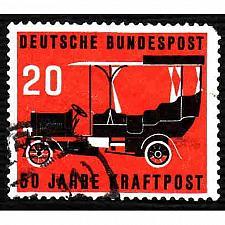 Buy German Used Scott #728 Catalog Value $4.50