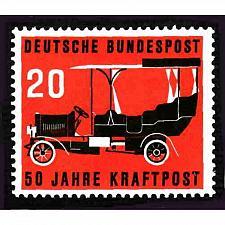 Buy German Hinged Scott #728 Catalog Value $9.45