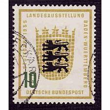 Buy German Used Scott #730 Catalog Value $2.40