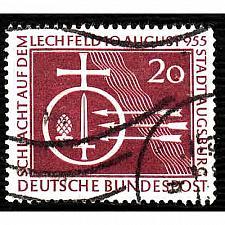 Buy German Used Scott #732 Catalog Value $3.25