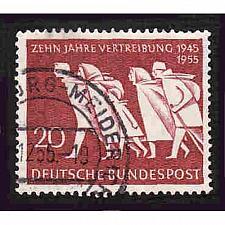 Buy German Used Scott #733 Catalog Value $.50