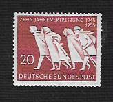 Buy German Hinged NG Scott #733 Catalog Value $3.20
