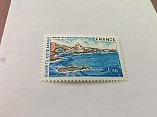 Buy France Tourism Biarritz coastline mnh 1976