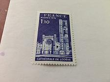 Buy France Tourism Lodeve cathedral mnh 1976