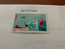 Buy France Midi Pyrénées mnh 1976