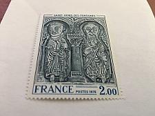 Buy France Religious Art Saint Genis des Fontaines mnh 1976