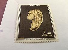 Buy France Art La Vénus de Brassempouy mnh 1976