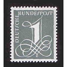 Buy German MNH Scott #737 Catalog Value $.25