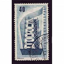 Buy German Used Scott #749 Catalog Value $.95