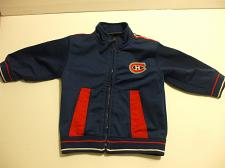 Buy Canadiens Blue Jacket Long Sleeves Baby 12 Months 100% Polyester