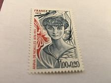Buy France Famous A. de Noailles writer mnh 1976