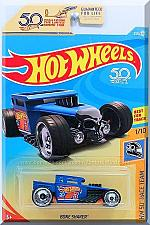 Buy Hot Wheels - Bone Shaker: HW 50th Race Team #1/10 - #258/365 (2018) *Blue*