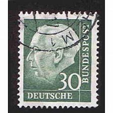 Buy German Used Scott #755 Catalog Value $.60