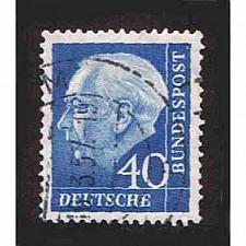Buy German Used Scott #756 Catalog Value $.30