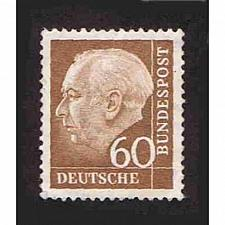 Buy German MNH Scott #758 Catalog Value $3.00