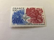 Buy France Officers association mnh 1976