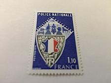 Buy France Police mnh 1976