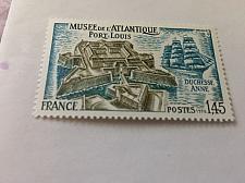 Buy France Atlantic museum mnh 1976