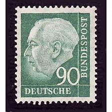 Buy German Hinged Scott #761 Catalog Value $14.45