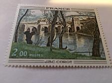 Buy France Art Corot painting mnh 1977
