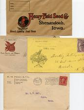 Buy Produce - Seeds & More - From 1890s - 1950s - See Scans