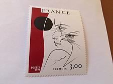 Buy France Art Tremois painting mnh 1977