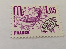 Buy France Zodiac 1.05 precanc. mnh 1977