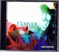 Buy Jagged Little Pill by Alanis Morissette CD 1995 - Good