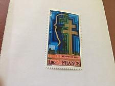 Buy France De Gaulle memorial 1977 mnh
