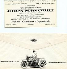 Buy Motorcycles & Bicycles -12 Items - 1890s - 1960 - See Scans